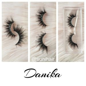 Danika Silk False Lashes [Suni Lash]